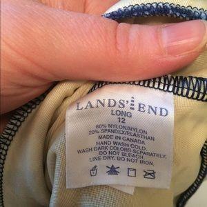 Lands' End Swim - Land's End Swimsuit